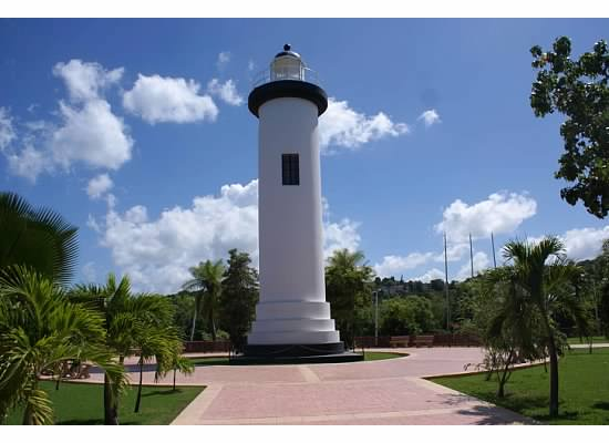 light house in rincon