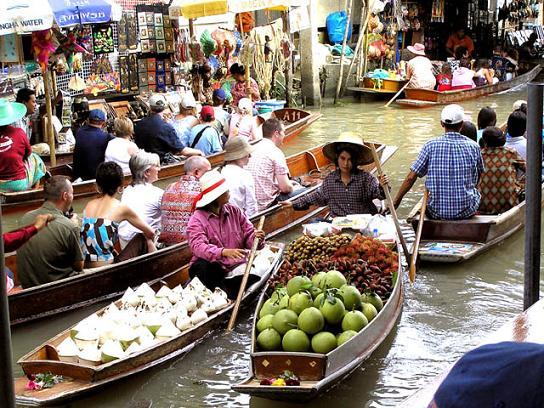 floating market_thailand transport guide