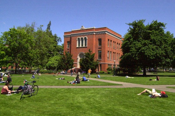 University-of-Oregon-Campus