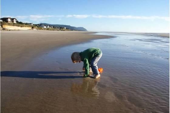 finnegan oregon beach