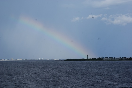 Sanibel Rainbow