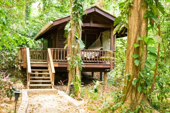 Pico Bonito Cabin2