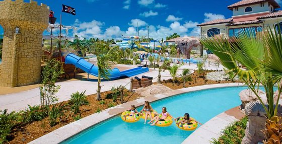 lazy river beaches