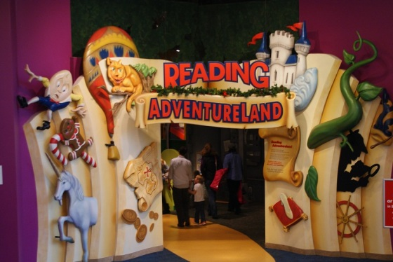 Reading Adventure Land