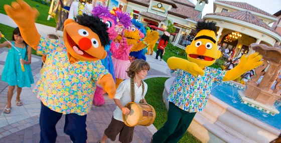 sesame street parade beaches