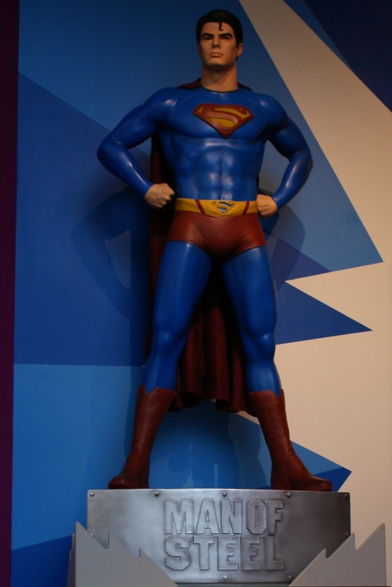 Strong Museum Superman